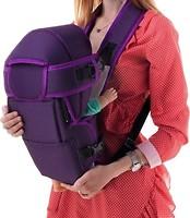 Фото Babyroom Рюкзак-кенгуру №8 фиолетовый