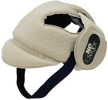 Фото Ok Baby Защитный шлем No Shock бежевый (38070003)