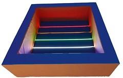 Фото Tia-sport Сухой бассейн с подсветкой квадратный 200x200x40 см (0527)