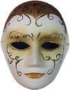 Фото Arjuna Маска карнавальная Венецианская 25 см (29028)