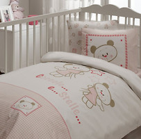 Фото Karaca Home Stelle детский розовый