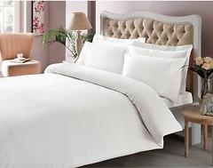 Фото TAC Premium Basic Stripe beyaz двуспальный Евро