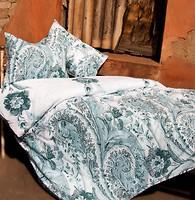 Фото Lotus Premium Madeleine бирюзовый двуспальный Евро