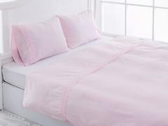 Фото English Home Darlene Пододеяльник розовый 200x220