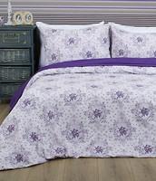 Фото Lotus Premium Anna двуспальный Евро лиловый