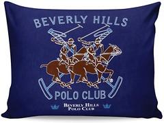 Фото Beverli Hills Polo Club 007 набор наволочек beige 50x70