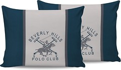 Фото Beverly Hills Polo Club 024 набор наволочек green 50x70