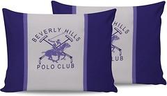 Фото Beverly Hills Polo Club 029 набор наволочек lilac 50x70