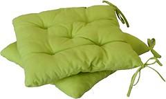 Фото Прованс Светло-зеленая подушка на стул 40x40