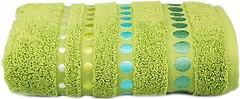 Фото Home Line Pretty Dots 50x90 зеленое (105633)