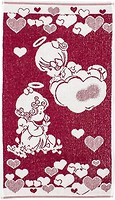 Фото Речицкий текстиль Девочки-ангелы 67x150 красное