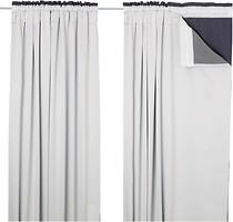 Фото IKEA Glansnava (Гланснэва) 143x290 светло-серая (702.912.89)