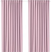 Фото IKEA Majgull розовая 145x300 (504.177.94)