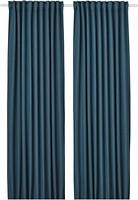 Фото IKEA Annakajsa синяя 145x300 (904.629.92)
