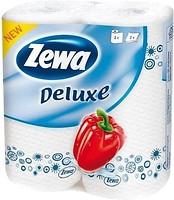 Фото Zewa Бумажные полотенца Deluxe 2-слойные 2 шт