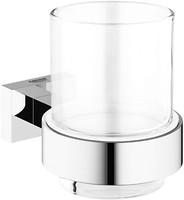 Фото Grohe стакан Essentials Cube (40755001)