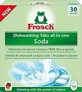Фото Frosch Таблетки для посудомоечных машин 30 шт