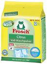 Фото Frosch Стиральный порошок для белого цитрус 1.35 кг