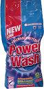 Фото Power Wash Концентрированный универсальный порошок для стирки синий 10 кг