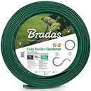 Фото Bradas набор с колышками 10 м x 38 см, зеленый(OBEGR3810SET)