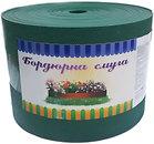 Фото УкрГеоДор бордюрная лента 25 м x 15 см, зеленый