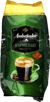 Фото Ambassador Espresso в зернах 900 г