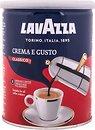 Фото Lavazza Crema E Gusto Classico ж/б молотый 250 г