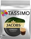 Фото Jacobs Tassimo Espresso Classico в капсулах 16 шт