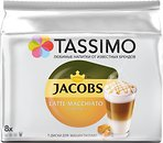 Фото Jacobs Tassimo Latte Macchiato Caramel в капсулах 8 шт