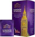 Фото Ahmad Tea Чай черный пакетированный Лондон Афтенун (картонная коробка) 25x2 г