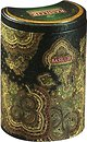 Фото Basilur Чай зеленый крупнолистовой Восточная коллекция Марокканская мята (жестяная банка) 100 г 70226