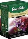Фото Greenfield Чай черный среднелистовой Spring Melody (картонная коробка) 100 г