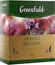 Фото Greenfield Чай черный пакетированный Spring Melody (картонная коробка) 100x1.5 г