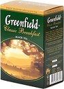 Фото Greenfield Чай черный крупнолистовой Classic Breakfast (картонная коробка) 100 г