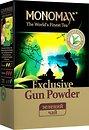Фото Мономах Чай зеленый крупнолистовой Exclusive Gun Powder (картонная коробка) 90 г