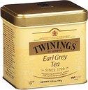 Фото Twinings Чай черный среднелистовой Earl Grey (жестяная банка) 100 г