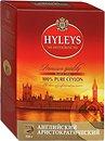 Фото Hyleys Чай черный крупнолистовой Английский аристократический (картонная коробка) 500 г