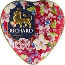 Фото Richard Чай черный крупнолистовой Royal Heart (жестяная коробка) 30 г