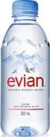 Фото Evian негазированная ПЭТ 0.33 л