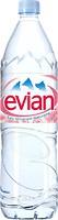 Фото Evian негазированная 1.5 л