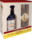 Фото Wild Turkey Rare Breed 0.75 л в подарочной коробке с 2 стаканами