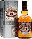 Фото Chivas Regal 12 YO 0.7 л в подарочной коробке