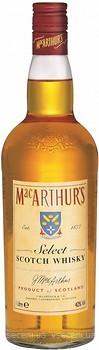 Фото MacArthur's Select Scotch Whisky 1 л