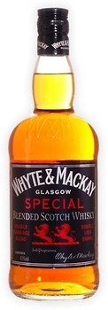 Фото Whyte&Mackay Special Blended Scotch Whisky 1 л