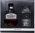 Фото Jack Daniel's Gentleman Jack 0.7 л в подарочной коробке с 2 стаканами