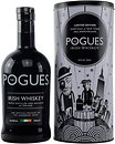 Фото Pogues Irish Whiskey 0.7 л в тубе