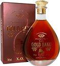 Фото Gold Baku XO 12 лет выдержки 0.7 л в подарочной упаковке