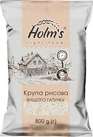 Фото Holm's light food крупа рисовая 800 г