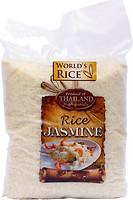 Фото World's Rice Jasmine 5 кг