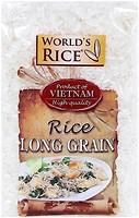 Фото World's Rice long grain Vietnam 1 кг